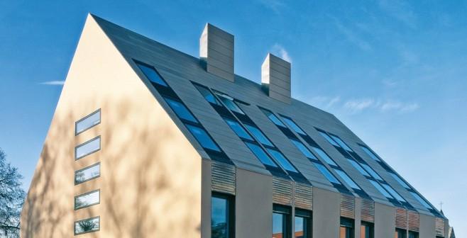 Flachdach Rhenofol - adatto a tutte le strutture del tetto