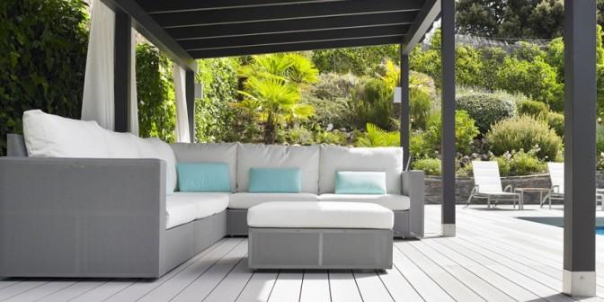 WPC Terrassendielen - einfach zu verlegen