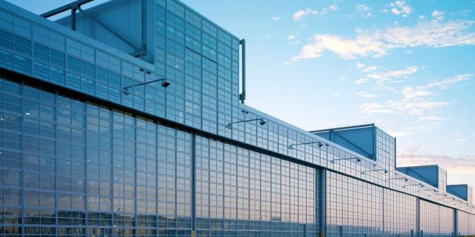 """Rhepanol sul """"Airbus Hall"""" di Amburgo"""