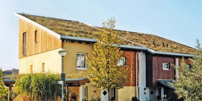Extrupol M - Modello ecologico sul tetto
