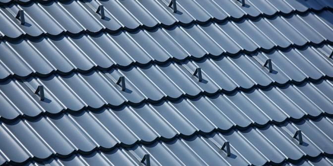 Leichtdach Twintile – non riconoscibile come tetto in metallo